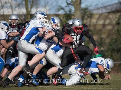 Pirates vs Falcons 2015, March 1