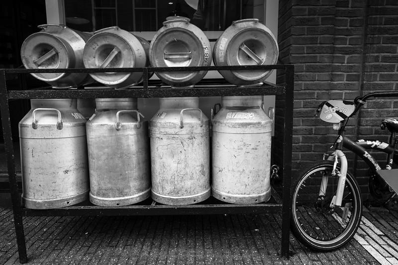 The Streets of Volendam