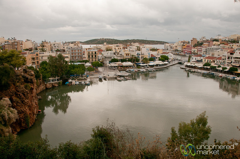 Agois Nikolaos - Crete, Greece