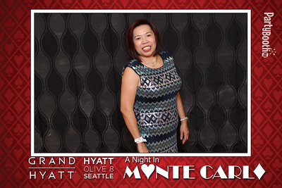 January 22, 2016 - Hyatt Seattle Partner Gala