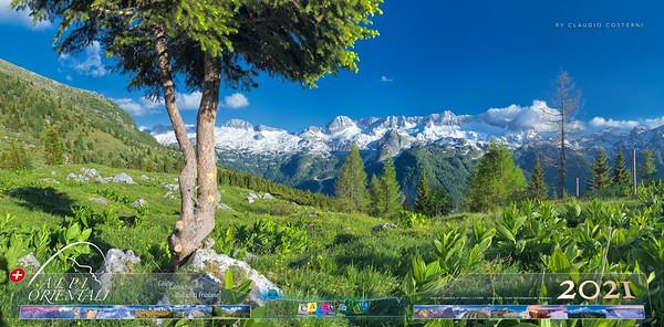 Calendario Alpi Orientali 2021