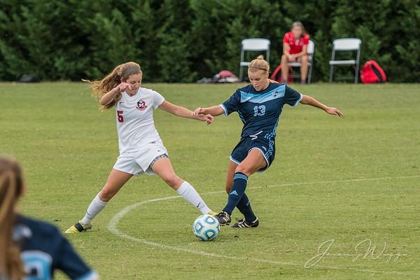 10-10-17 HVA vs Maryville - District Semifinals
