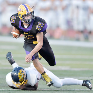 Perusek leads the way in Avon win over Olmsted Falls