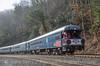 CSX Santa Train<br /> McClure, Virginia<br /> November 22, 2014