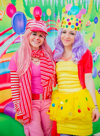 The Land of Sweets (Candyland children's event)