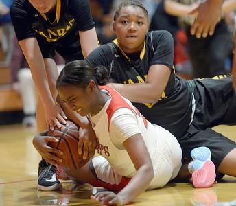 Vanden High School girls basketball team's season comes to an end