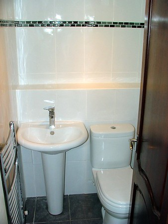 Cloakroom Renovation, Park Road, Walkden