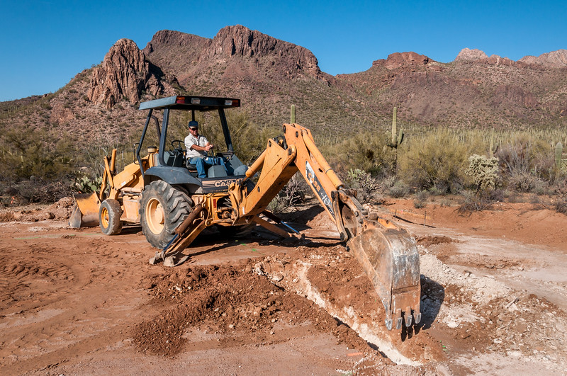 Digging Foundation Holes #2