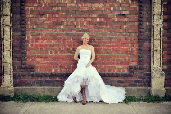 Deidre Bridal Portraits