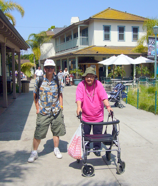 Mother's Day 2007-Santa Barbara Zoo