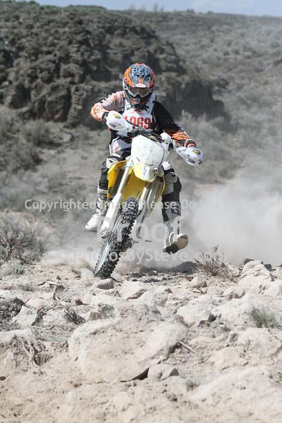 2014 Desert 100 - Yellow Fenders