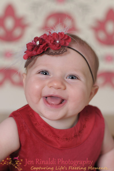 Amelia {6 Months} 10/6/12