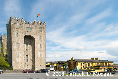 Bunratty, County Clare, Ireland 04-28-2018