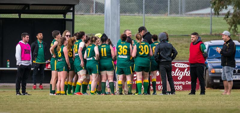 2017 SFNL Women's Development Rd 2