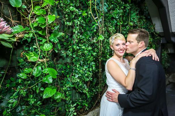 Ashleigh & Brett Wedding
