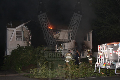 Bloomfield, Ct. (Blue Hills FD Dist.) 2nd alarm