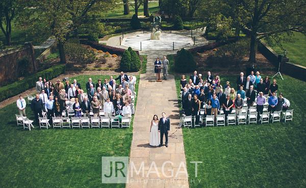 Andrew & Natalie O'Laughlin Wedding