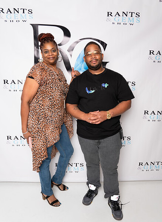 Rants & Gems Live Podcast 6/10/2021 - Attendees