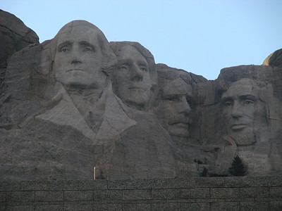 2007 Mount Rushmore and beyond
