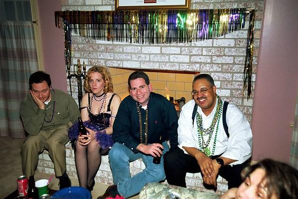 Mardi Gras at Ursla's