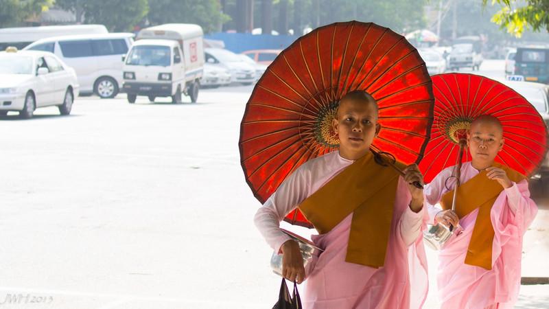 Yangon Nuns