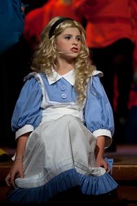 Alice in Wonderland, Jr. - 2011