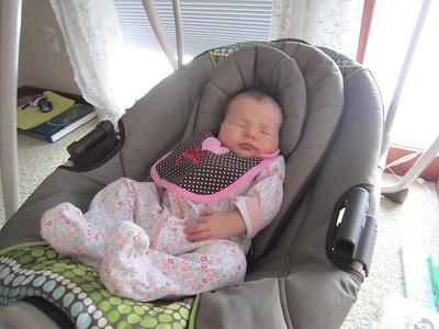 Maddie 2 Months Old