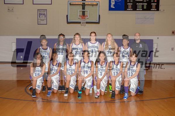 JV Basketball & Cheer 12.10.18