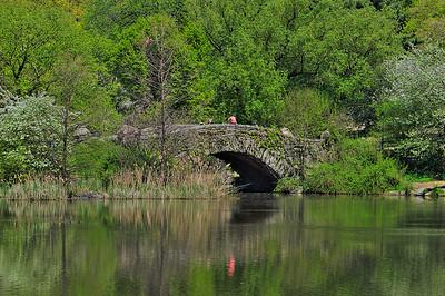 A walk through Central Park