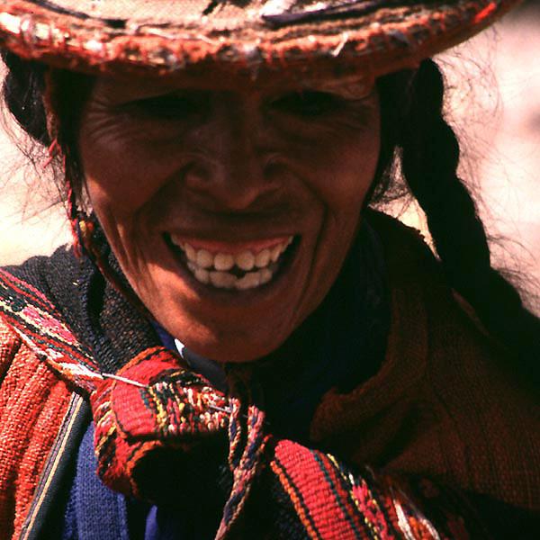 Chinchero, Peru 1994