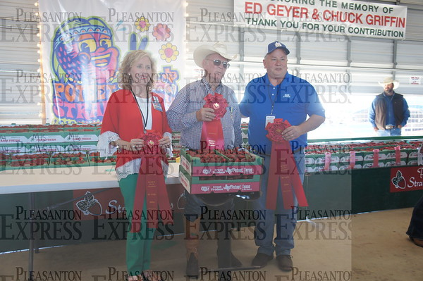2018 Poteet Strawberry Auction