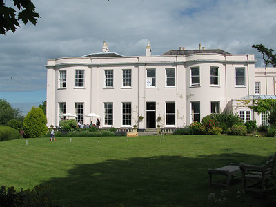 Redvers - Henlade House Garden Party