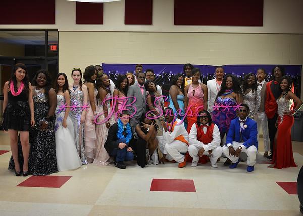 SAHS Prom ~ 2015