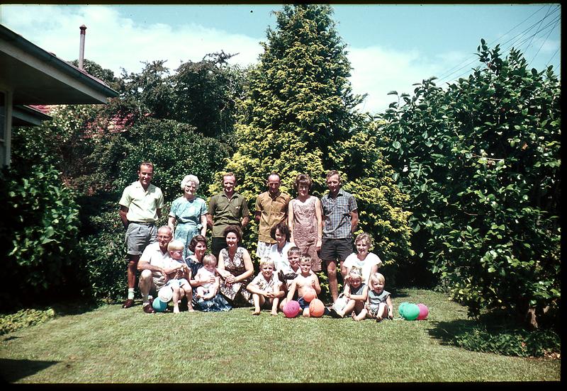 Pryor Familiy