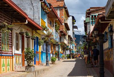 Colombia, Guatapè