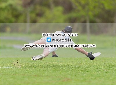 5/11/2017 - Boys Varsity Ultimate Frisbee - Concord-Carlisle vs Needham