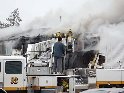02.09.16 Deptford Fire Dept. Chestnut Lane Apartments