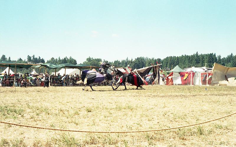 The Washington Midsummer Renaissance Faire in Bonney Lake, WA