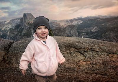 Yosemite May 2018