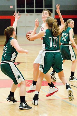 Sun Prairie Basketball vs Memorial, Waunakee