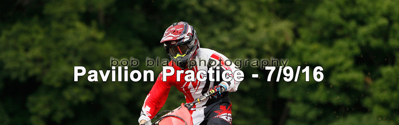 Pavilion Practice  7/9/16