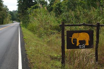 Udon Thani to Sukhothai (Highway 12)