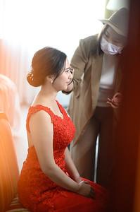婚攝 Jeff+Yaya 文定@高雄福華