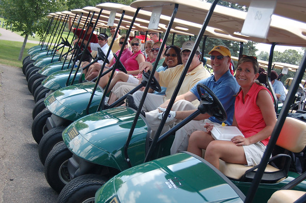 "2007 Sixth Annual ""Whole Heart"" Golf Tournament"