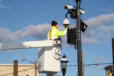 Camera Maintenance, Tamaqua (1-18-2012)