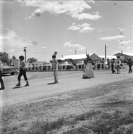 June 1976 - Bicentennial Celebration in Power, Montana