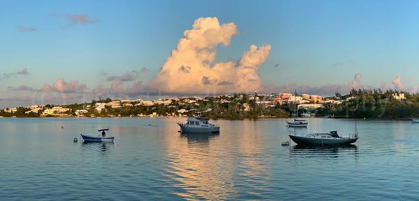Bermuda On The Rocks
