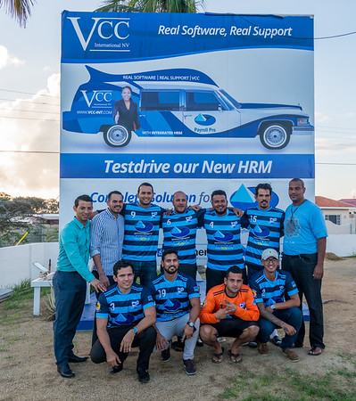 VCC Sponsered Team 2018