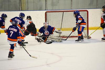 Islanders VS Little Flyers ( L 3-6) 9-11-21