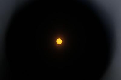 Solar Eclipse Lake Hartwell 8-21-17